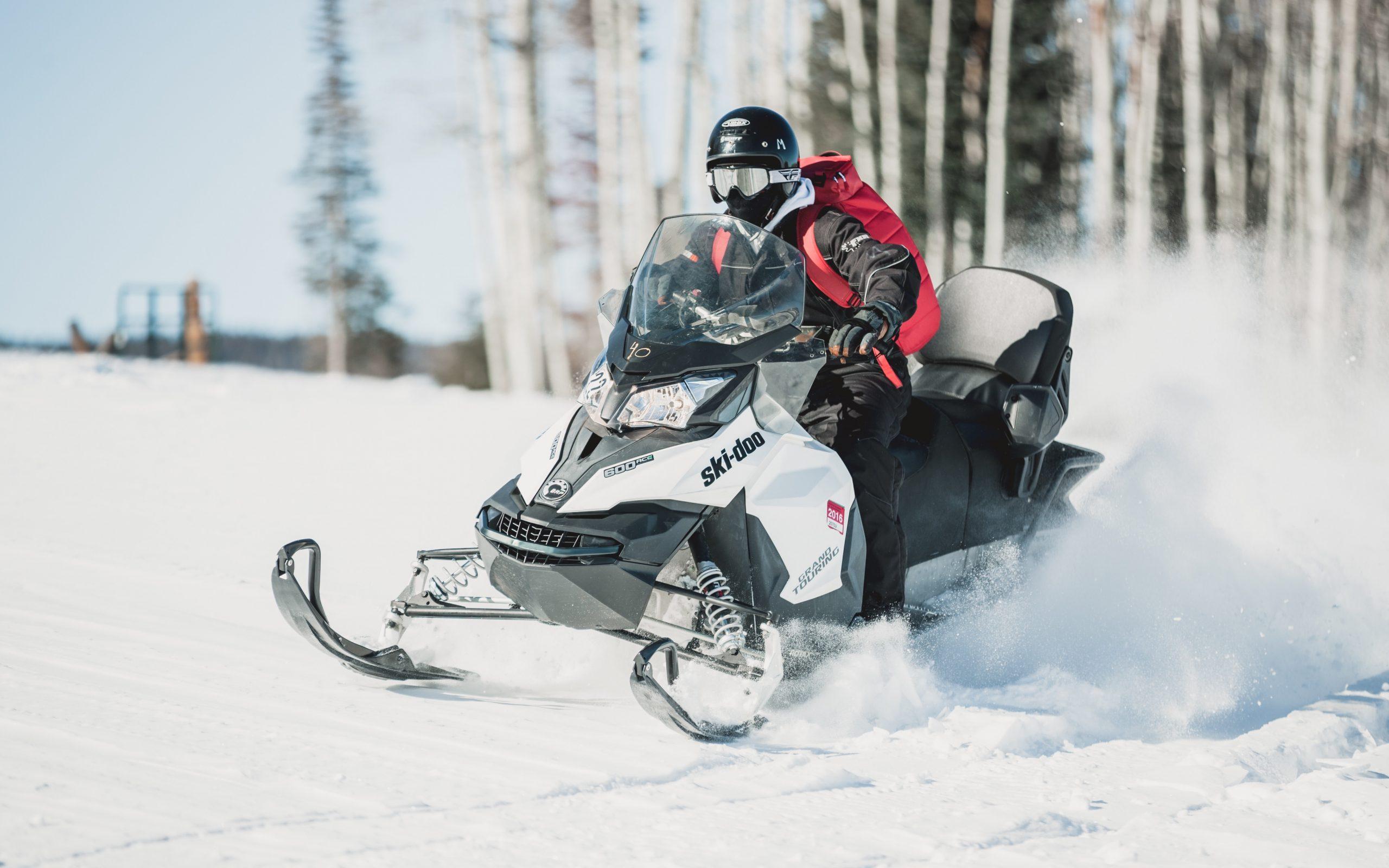 Førerkort for snøscooter Klasse S